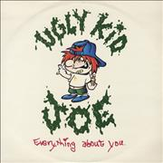 Click here for more info about 'Ugly Kid Joe - Everything About You'