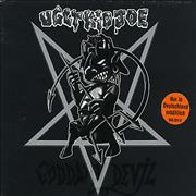 Click here for more info about 'Ugly Kid Joe - Goddamn Devil'