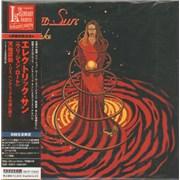 Uli Jon Roth Earthquake / Fire Wind / Beyond The Astral Skies Japan 3-CD set Promo