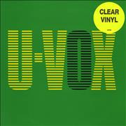 Click here for more info about 'Ultravox - All Fall Down - Clear Vinyl'