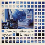 Click here for more info about 'Ultravox - Dancing With Tears In My Eyes - Gatefold'