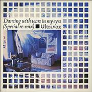 Click here for more info about 'Ultravox - Dancing With Tears In My Eyes'