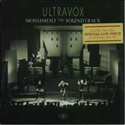Click here for more info about 'Ultravox - Monument - The Soundtrack'