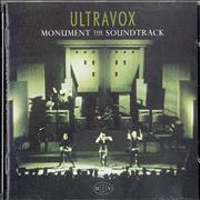Click here for more info about 'Ultravox - Monument'