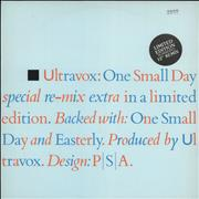 Click here for more info about 'Ultravox - One Small Day - Remix Extra'