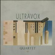 Click here for more info about 'Ultravox - Quartet'