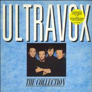 Click here for more info about 'Ultravox - The Collection - stickered'