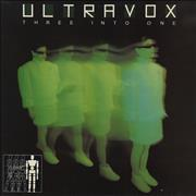 Click here for more info about 'Ultravox - Three Into One'
