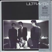 Click here for more info about 'Ultravox - Vienna - RSD 2021 - Clear Vinyl + Shrink'