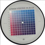 Click here for more info about 'Ultravox - Visions In Blue'