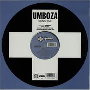 Click here for more info about 'Umboza - Sunshine'