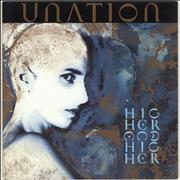 Click here for more info about 'Unation - Higher And Higher'