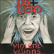 Click here for more info about 'Undead - Violent Visions EP'