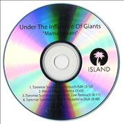 Click here for more info about 'Under the Influence Of Giants - Mama's Room - The Mixes Part 2'