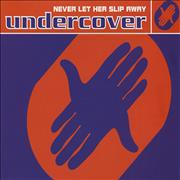 Click here for more info about 'Undercover - Never Let Her Slip Away - German Issue'