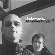 Click here for more info about 'Underworld - A Hundred Days Off Sampler'