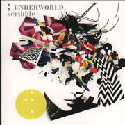 Click here for more info about 'Underworld - Scribble'