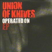 Click here for more info about 'Union Of Knives - Operated On EP - 8 tracks'