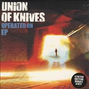 Click here for more info about 'Union Of Knives - Operated On EP'