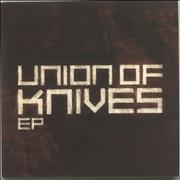 Click here for more info about 'Union Of Knives - Union Of Knives EP'