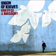 Click here for more info about 'Union Of Knives - Violence & Birdsong'