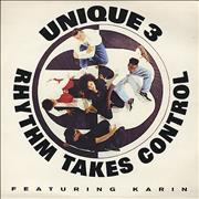 Click here for more info about 'Unique 3 - Rhythm Takes Control'