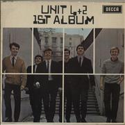 Unit Four Plus Two First Album UK vinyl LP