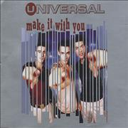 Click here for more info about 'Universal - Make It With You'