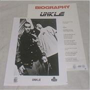 Click here for more info about 'Unkle - Biography'