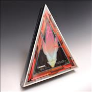 Click here for more info about 'Unkle - Eye 4 An Eye - Triangular Box'