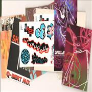 Click here for more info about 'Unkle - Quantity of Ten Postcards, Flyers, Postcards & Stickers'