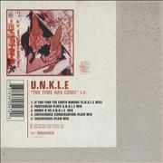 Click here for more info about 'Unkle - The Time Has Come EP'