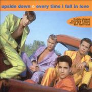 Click here for more info about 'Upside Down - Every Time I Fall In Love'