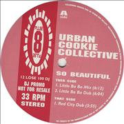 Click here for more info about 'Urban Cookie Collective - So Beautiful'