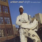 Click here for more info about 'Urban Soul - Alright - The Sasha Mixes'