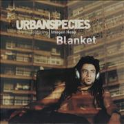 Click here for more info about 'Urban Species - Blanket'