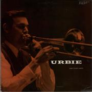 Urbie Green East Coast Jazz Series No. 6 USA vinyl LP