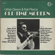 Urbie Green Old Time Modern UK vinyl LP