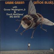 Urbie Green Señor Blues USA vinyl LP