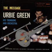 Urbie Green The Message Spain vinyl LP