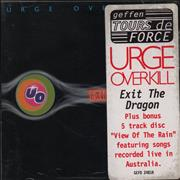 Click here for more info about 'Urge Overkill - Exit The Dragon + Bonus CD'