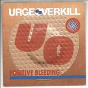 Click here for more info about 'Urge Overkill - Positive Breathing - Red Vinyl'