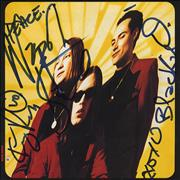 Click here for more info about 'Urge Overkill - Saturation - Autographed'