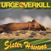 Click here for more info about 'Urge Overkill - Sister Havana'