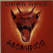 Click here for more info about 'Uriah Heep - Abominog - EX'