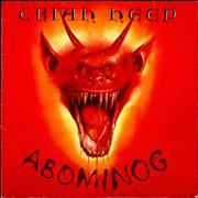 Click here for more info about 'Uriah Heep - Abominog'