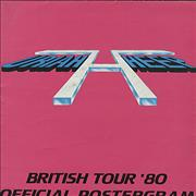 Click here for more info about 'Uriah Heep - British Tour '80'