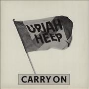 Click here for more info about 'Uriah Heep - Carry On'