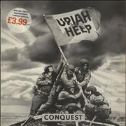 Click here for more info about 'Uriah Heep - Conquest - Limited Edition - Ex'