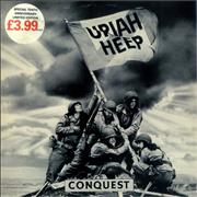 Click here for more info about 'Uriah Heep - Conquest - Limited Edition'